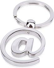 Libaraba Creative Mailbox Flag Titanium Steel Keychain Birthday Gift Car Key Pendant