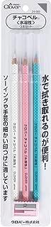 Clover チャコペル水溶性3本セット 24-065
