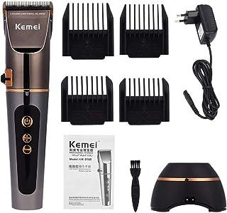 Amazon.es: Kemei - Cortapelos, barberos y afeitadoras corporales ...