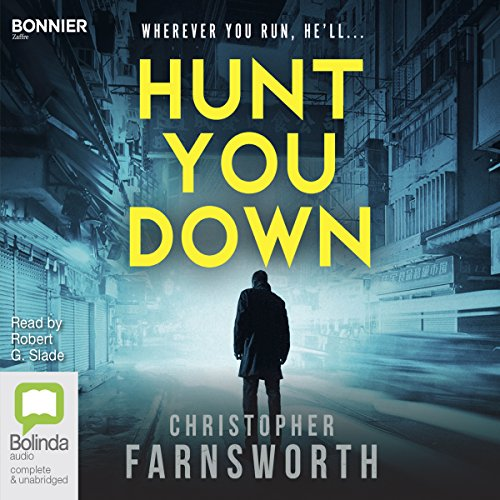 Hunt You Down audiobook cover art
