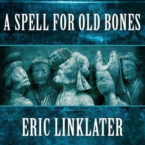 A Spell for Old Bones audiobook cover art