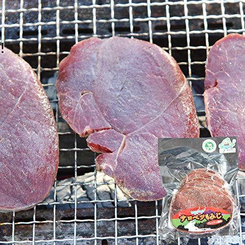 活彩 北海道 鹿肉 モモ ステーキ 400g