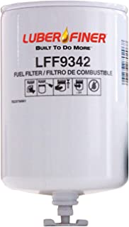 Luber-finer LFF9342-12PK Heavy Duty Fuel Filter, 12 Pack
