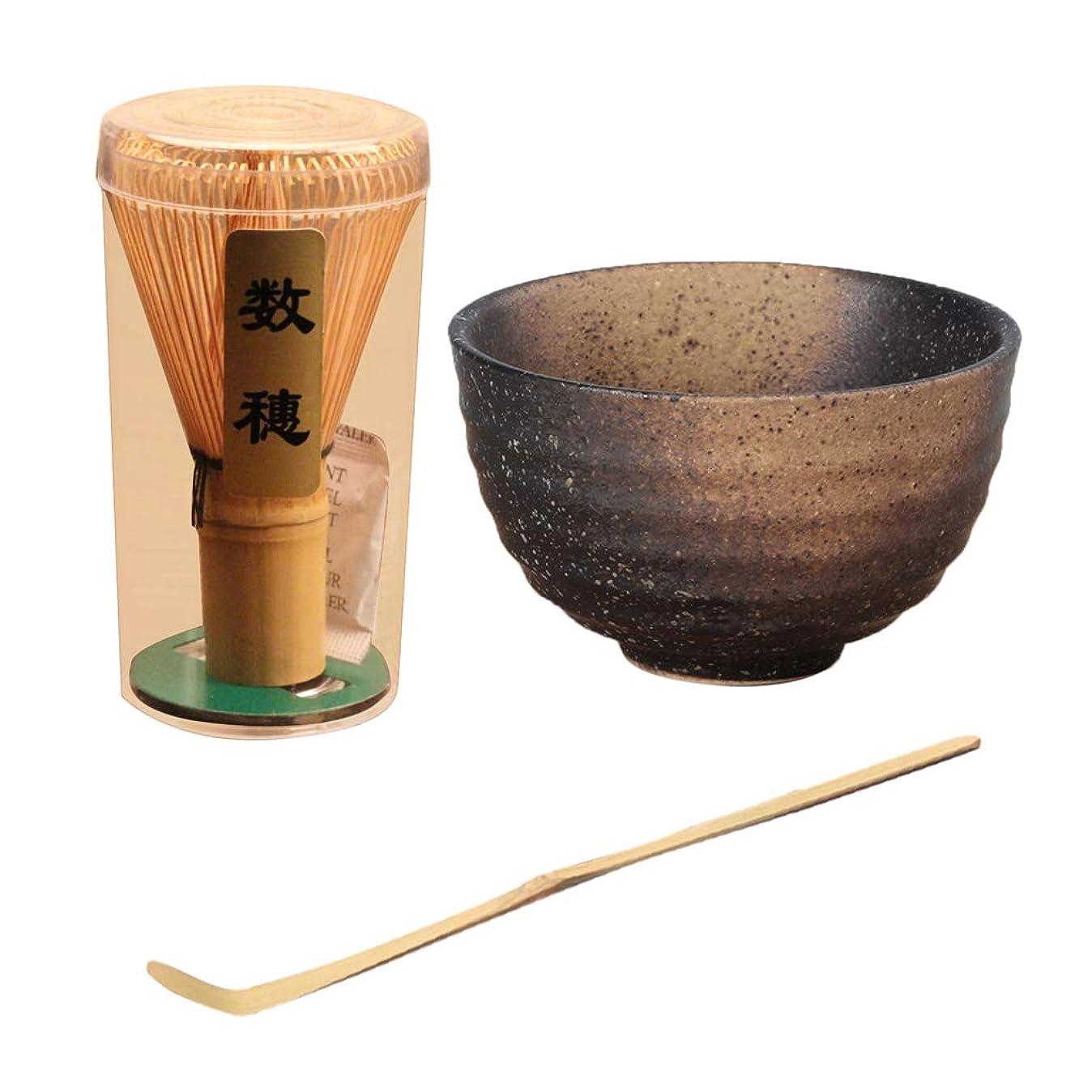 想起翻訳者請求PETSOLA 茶碗 茶筌 茶杓 抹茶の泡立て器 ティースクープ 竹製 抹茶 粉末 ツール 茶道