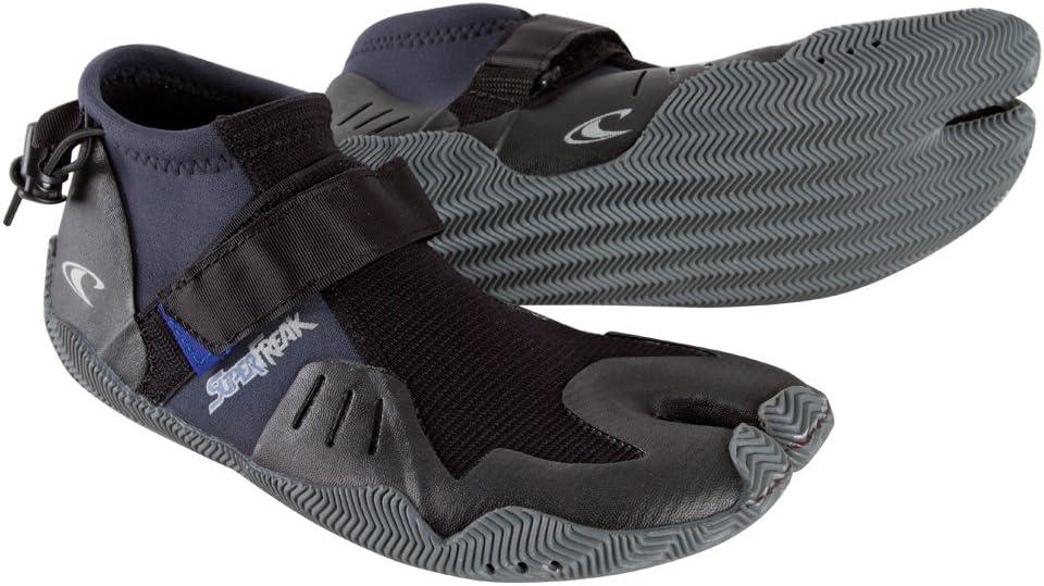 O'Neill Superfreak Tropical ST Boot - D 14 Medium Max 70% OFF Max 58% OFF Black
