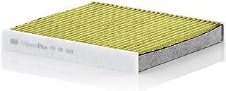 Original Mann Filter Filtro de Cabine Ar-Condicionado FreciousPlus FP26009, Multicor, Único
