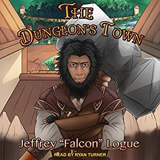 The Dungeon's Town audiobook cover art