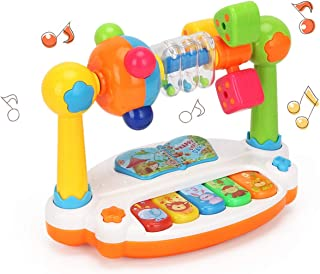 JX Baby Piano Toy for Infants, Baby Musical Toys for Toddler