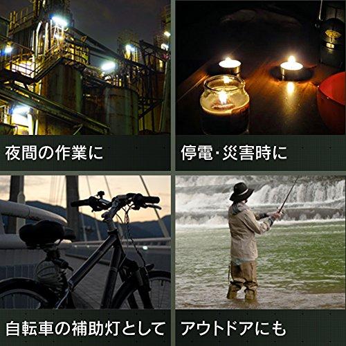 アイリスオーヤマ『LEDハンディライト100lmペン型(LWK-100P)』