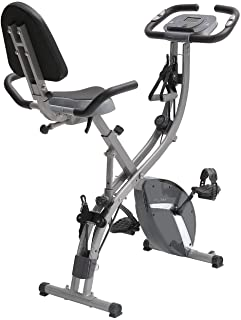 PLENY 3-in-1 Total Body Workout Exercise Bike w/Backlit...