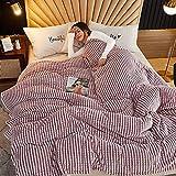 Baixtuo Mantas para Sofa Mantas para Mantas para Cama Mantas Ligeras De Limpiar - Extra Suave CáLido (Rosa, 180x200)