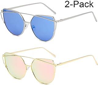 6f2665f07bce9 Amazon.com  Cat Eye - Sunglasses   Sunglasses   Eyewear Accessories ...