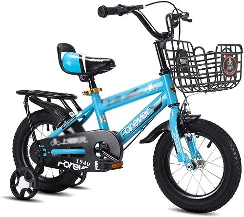 promocionales de incentivo AIDELAI Bicicleta para Niños Freestyle para Niños y niñas, niñas, niñas, con Ruedas de Entrenamiento  precioso