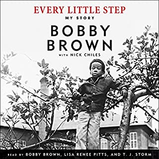 Every Little Step audiobook cover art