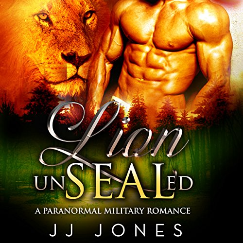 Lion UnSEALed audiobook cover art