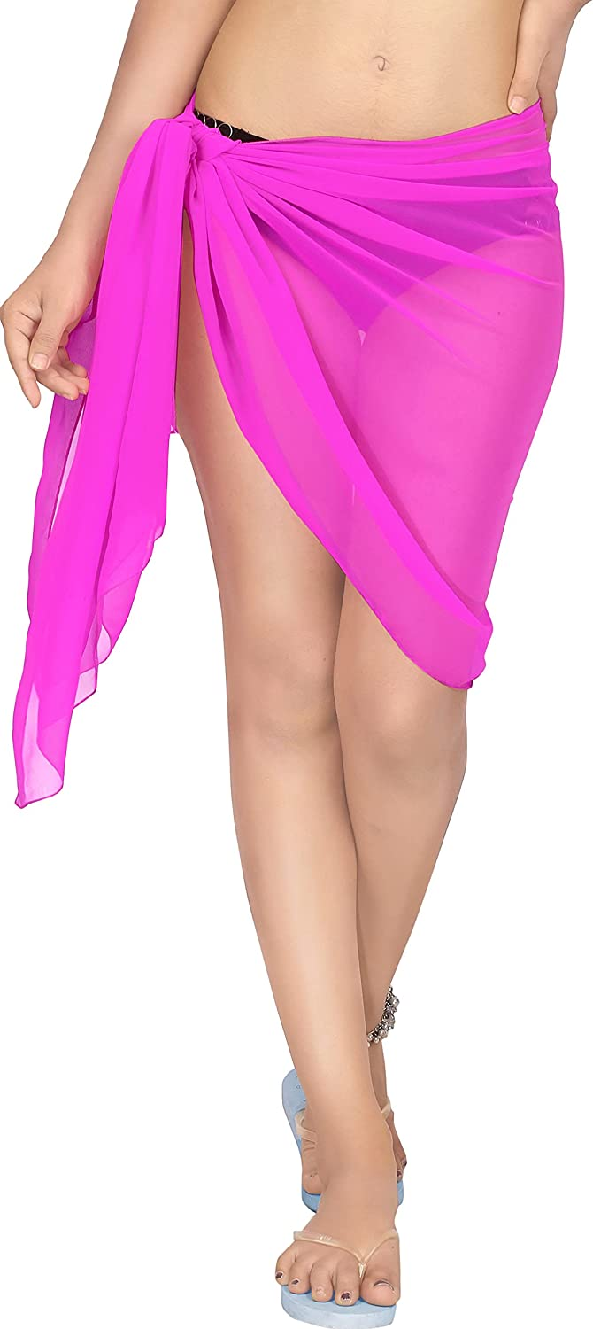 LA LEELA Shawls Scarves Scarf Women's W New products world's highest quality popular Swimwear Cover-Up Sarong Las Vegas Mall