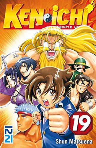 Ken-ichi, saison 1 : Le disciple ultime - tome 19 (Kenichi - Le disciple ultime)