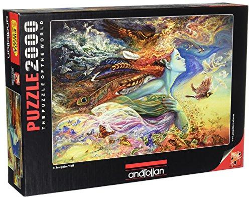 Anatolian/Perre Group ANA.3903 - Puzzle - Spirit of Flight, 2000-Teilig
