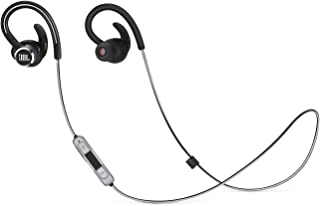 JBL Reflect Contour 2 – trådlösa sporthörlurar med säker passform – Upp till 10 timmars batteritid med snabbladdning – svart