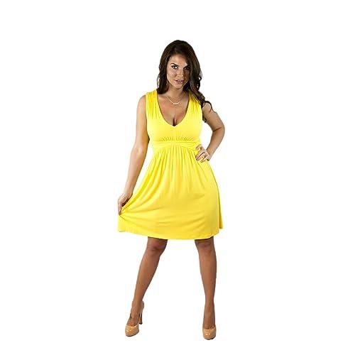 6ff7860527 Charm Your Prince Women s Sleeveless Summer Sundress