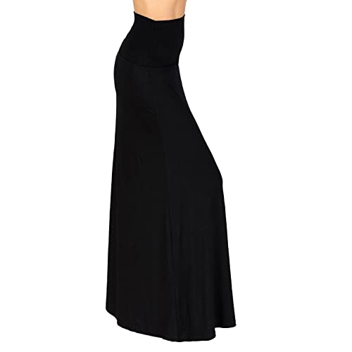 wide selection most desirable fashion best supplier Black Maxi Skirt: Amazon.co.uk