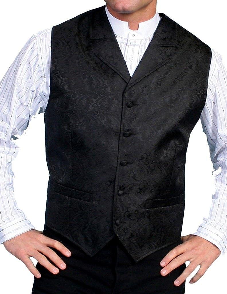 Scully Rangewear Men's Rangewear Classic Paisley Dress Vest