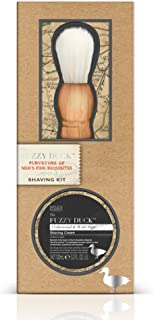 Baylis & Harding Shaving Set, Fuzzy Duck Men's Cedar Wood/Wild Sage