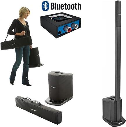 Bose L1 Compact sistema compacto con funda de transporte y adaptador con Bluetooth