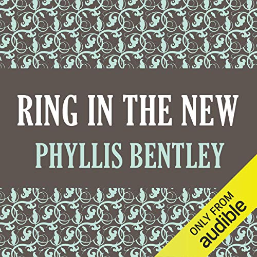 Ring in the New audiobook cover art