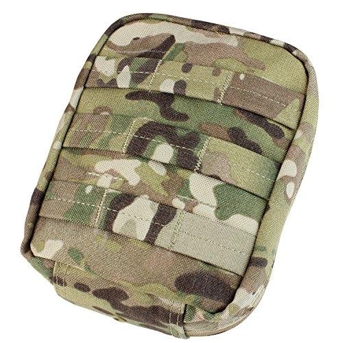 Condor EMT Pochette pour kit d'Urgence avec Camouflage Multicam