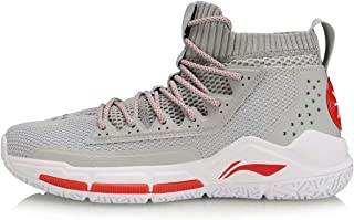 LI-NING Fission Series Wade Men Professional Shock Absorption Basketball Shoes Lining Air Wearable Stylish Sports Sneakers ABAN011 ABAN029 ABAP027