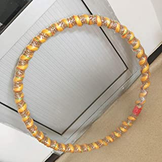 Wholesale Bold Increase Hula Hoop Iron Tube Rope Hula Hoop Adult Children Special Fitness Hula Hoop Motion (Size : 3kg)