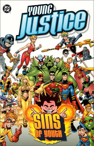 Young Justice: Sins of Youthの詳細を見る