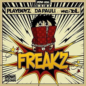 Freakz (feat. MC DL)