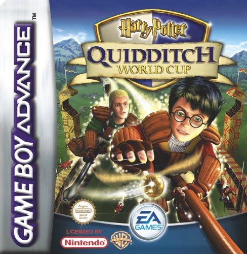 GameBoy Advance - Harry Potter: Quidditch-Weltmeisterschaft / World Cup