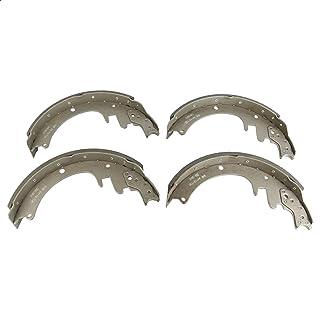 ACDelco Rear Brake Disc Shoe Set for GMC Suburban K2500 and C2500, 1988-2000 - 18029650