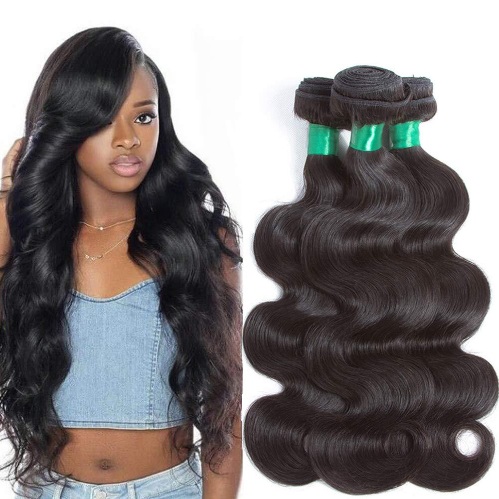 12A Brazilian Body Wave Virgin Hair Deals 100% Bundles 3 値下げ Unproce 信用