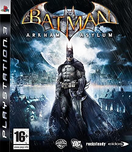 Warner Bros Batman: Arkham Asylum - Game of The Year Edition Básica + DLC PlayStation 3 Francés vídeo - Juego (PlayStation 3, Acción / Aventura, T (Teen), Soporte físico)