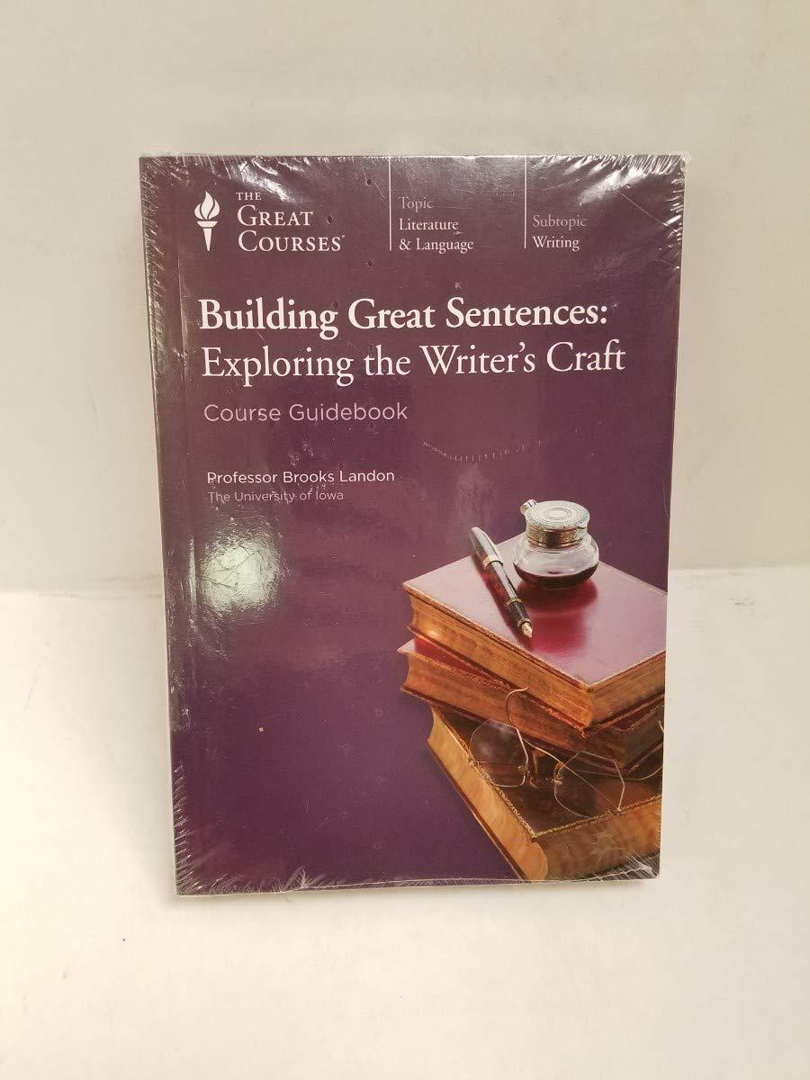 Building Great Sentences: Exploring Writer's the Craft Dallas Mall Colorado Springs Mall