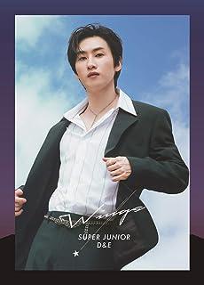 【Amazon.co.jp限定】Wings(CD+フォトブック)(ウニョク ver.)(初回生産限定盤)(ビジュアルシート付き)