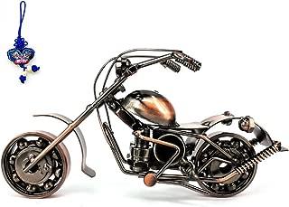 ZHAMS Motorcycle Harley Davidson Handmade Collectible,Handmade Crafts02 (M)
