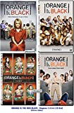 ORANGE IS THE NEW BLACK - Stagione 1-2-3-4 (19 Dvd)