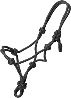 Tough 1 Miniature Poly Rope Tied Halter