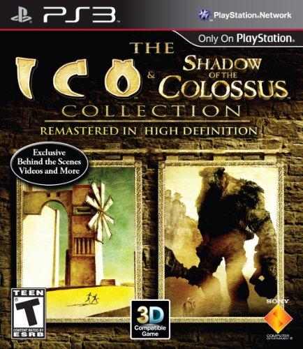 Ico Y Shadow Of The Colossus Colección [Importación USA]