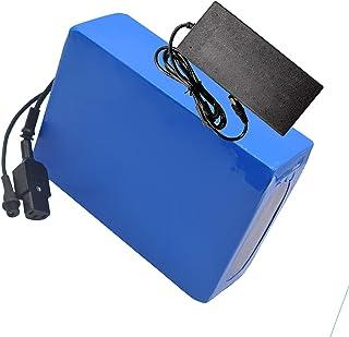 Battery Management System Bici elettrica Triangolo batteria al litio 48V 15Ah 20Ah 25Ah con BMS +54.6V Charger