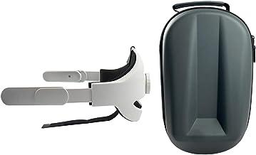 Sponsored Ad - Balana Adjustable Head Strap for Oculus Quest 2, Reduce Pressure Headband Comfortable Protective Head Strap