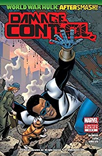 World War Hulk Aftersmash: Damage Control #3 (of 3)