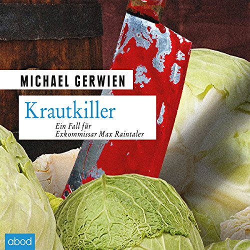 Krautkiller audiobook cover art