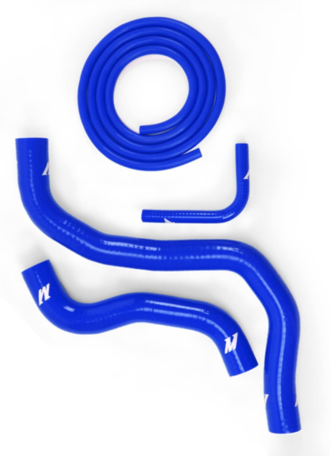 Long Beach Mall Mishimoto MMHOSE-3G-00BL Silicone Ranking TOP19 Radiator Kit Compatible W Hose
