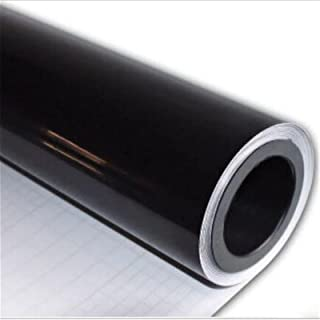 new 2x 60x150cm Ultra Bright Glossy Vinyl Car Decal Wrap Sticker Black Gloss Film Wrap Retail For Roof Scooter Boat